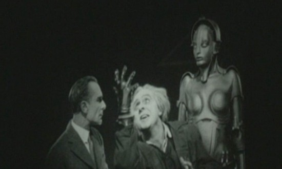 Metropolis live soundtrack by Tropajn 2008